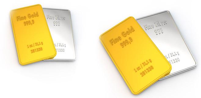We Buy Gold and Silver Bullion