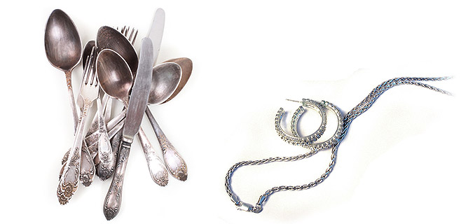 We Buy Sterling Flatware and Jewelry